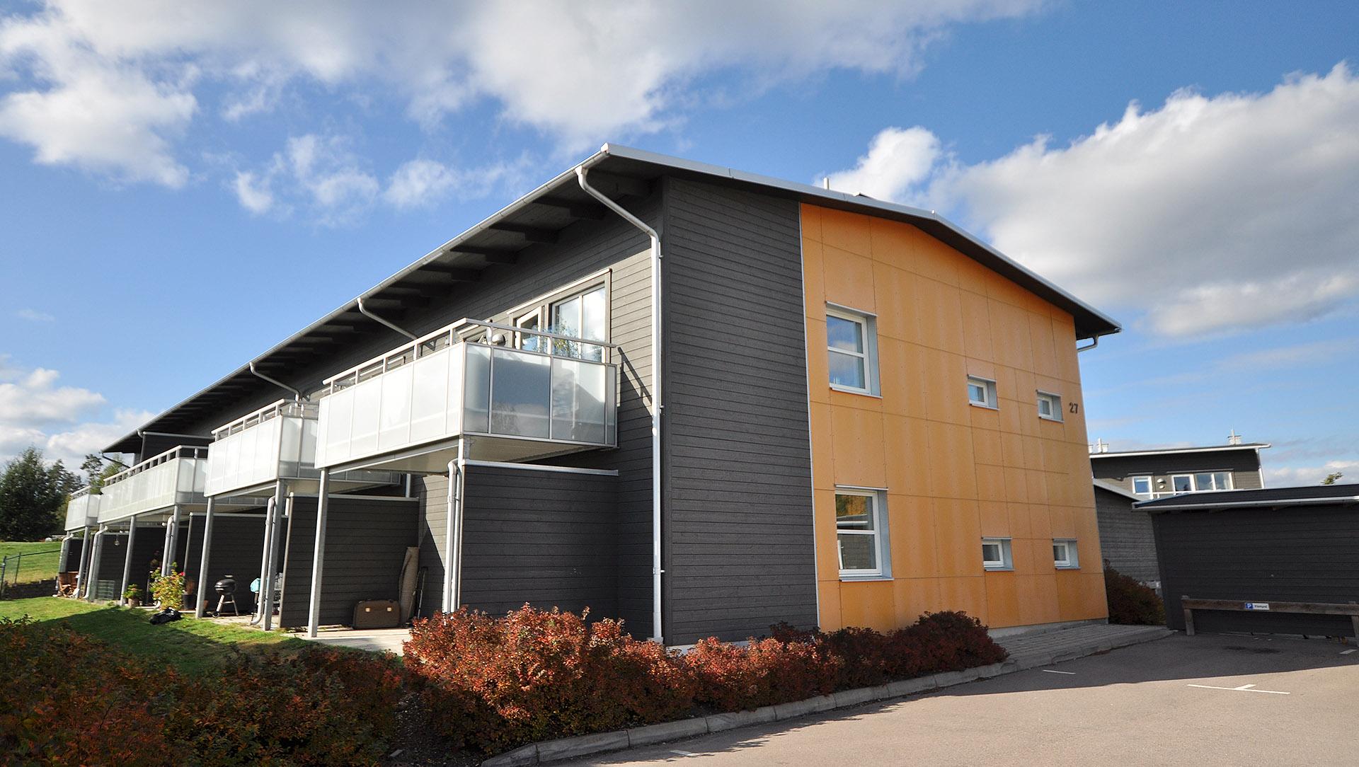 Kv Rymden på Östra Lugnet i Växjö