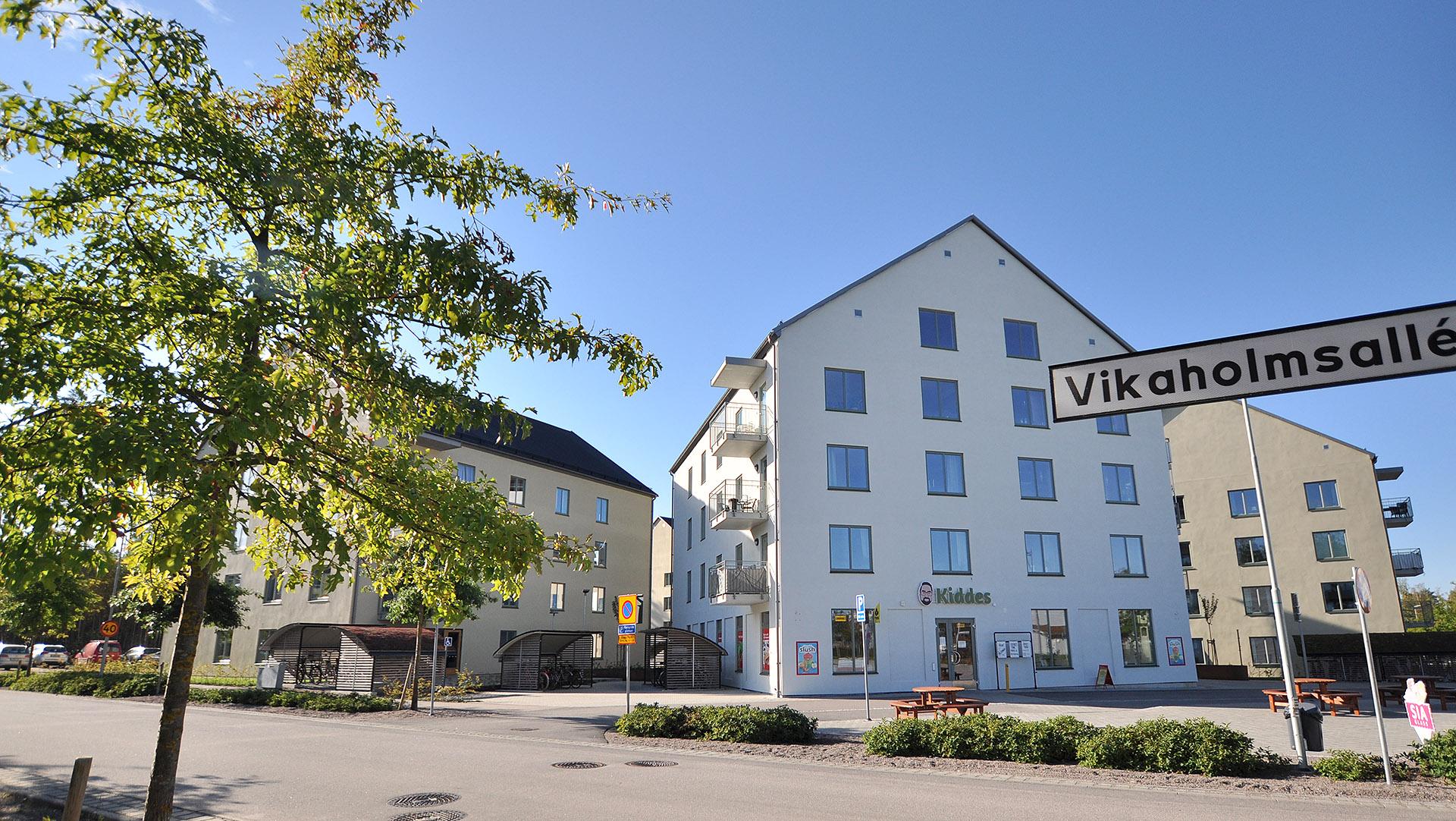 Kv Dörren 2 - Hyresrätter på Vikaholm i Växjö